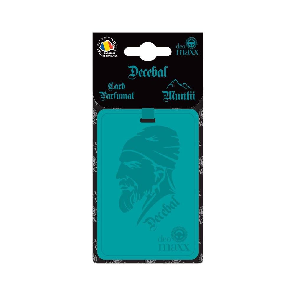 CARD PARFUMAT DECEBAL-MUNTII