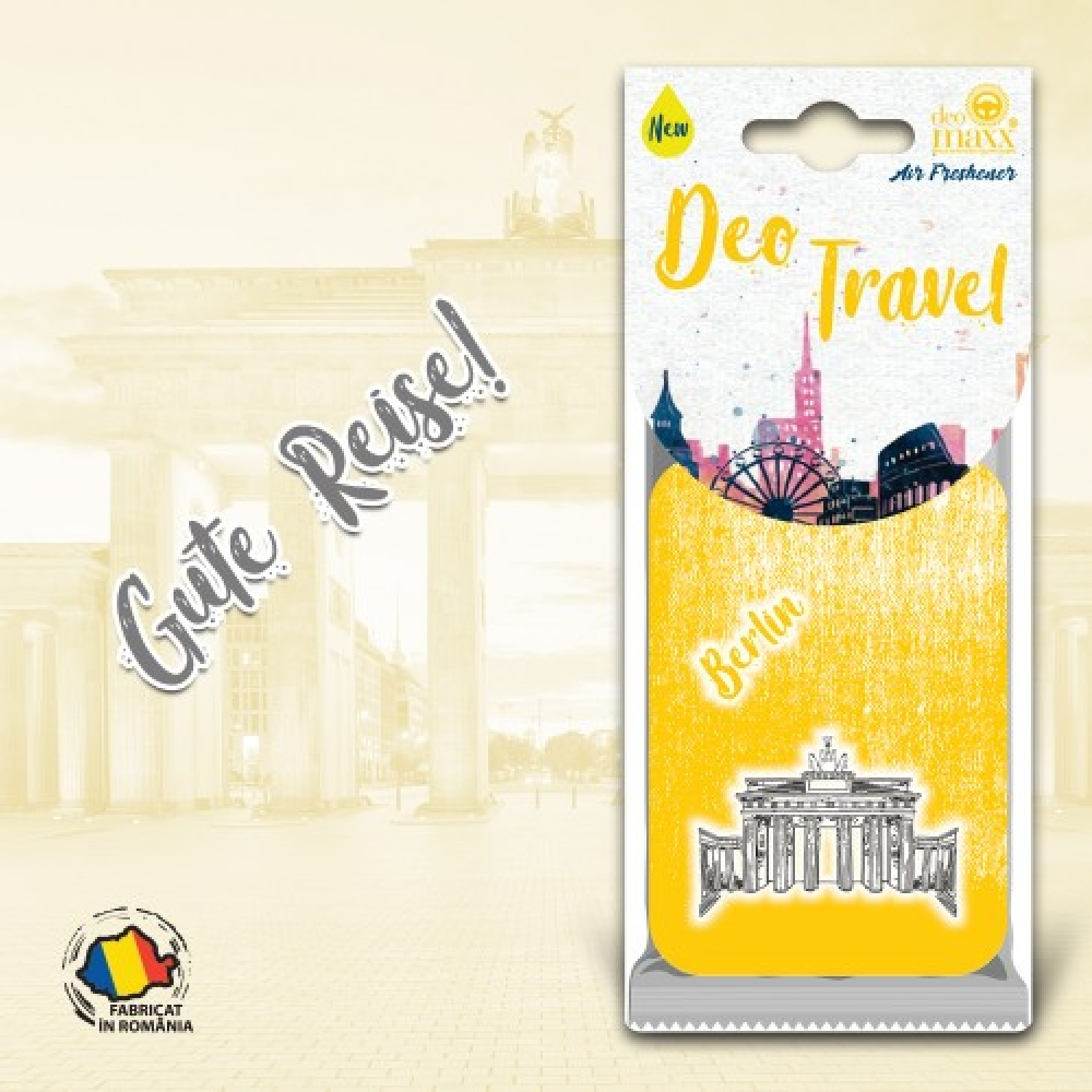 DEO TRAVEL- ODORIZANT BERLIN