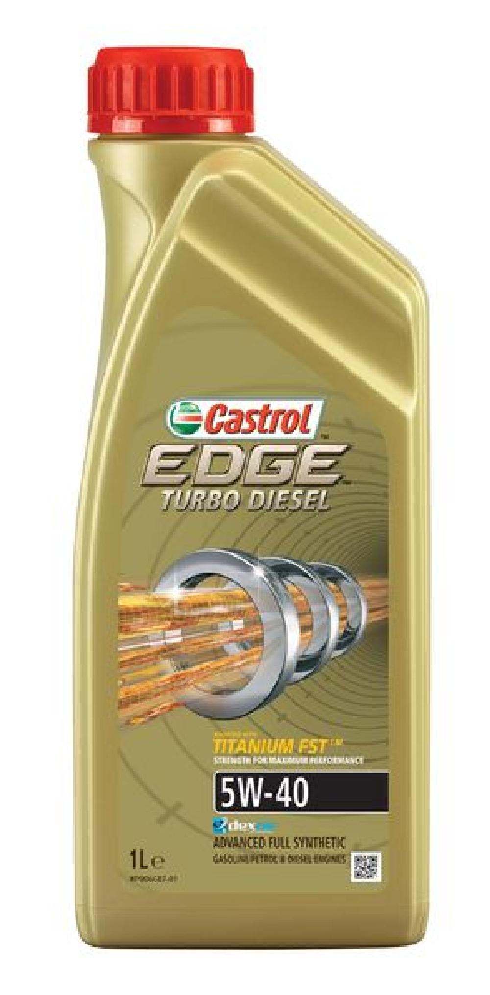 ULEI CASTROL EDGE TD 5W-40