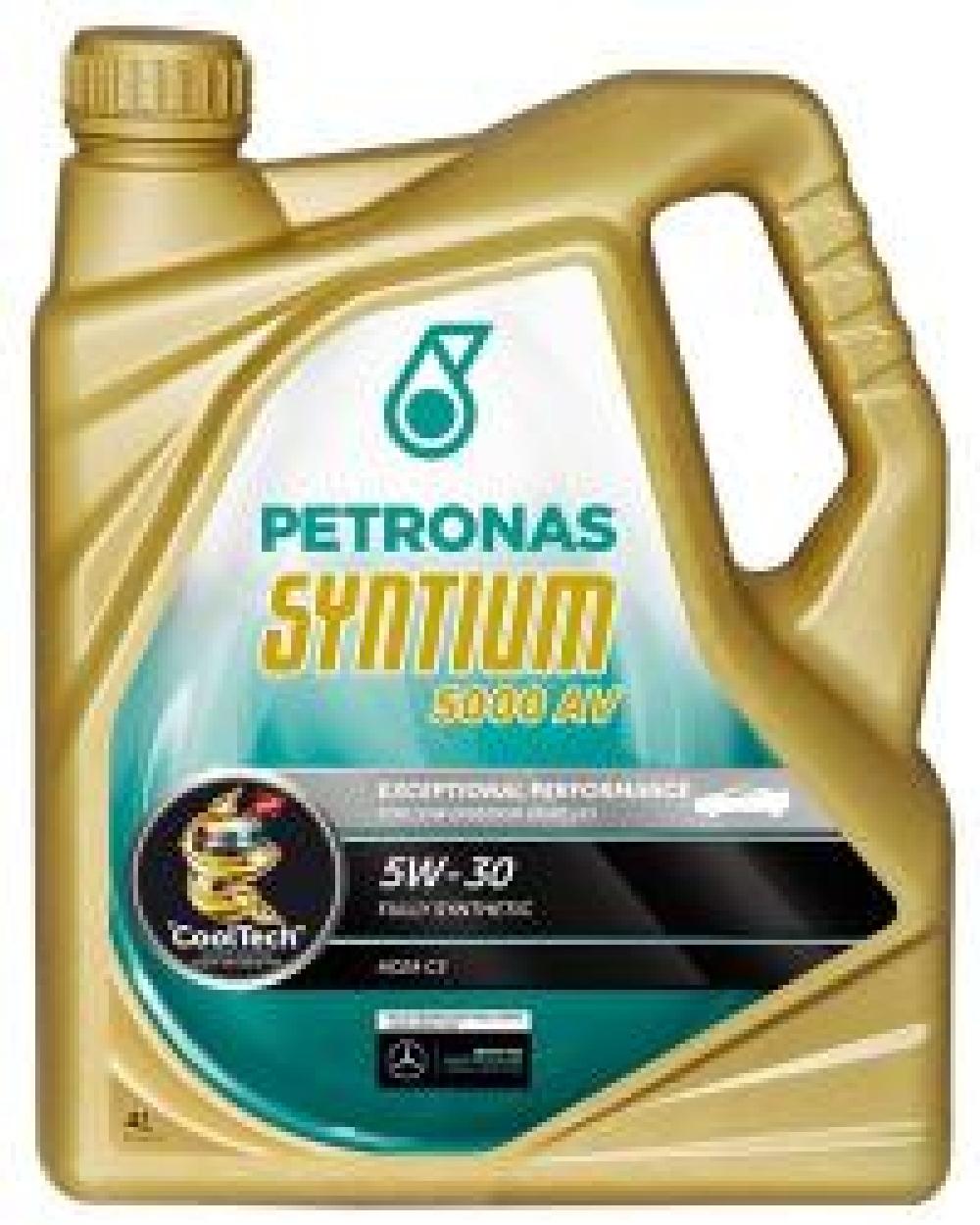 SYNTIUM 5000AV 5W-30 (4L) - INTESA